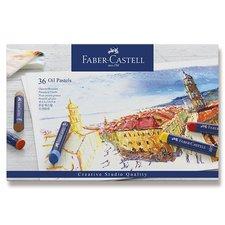 Faber-Castell Olejové pastely 36 barev