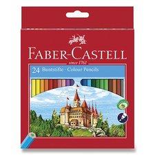 Faber-Castell Pastelky 24 barev