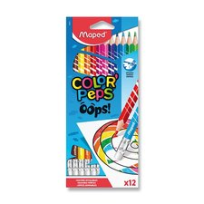 Maped Pastelky  Color'Peps Oops 12 barev