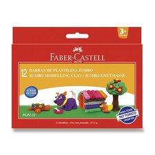 Faber-Castell Modelovací hmota 12 barev