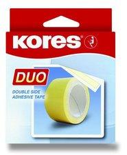 Kores Duo - oboustranně lepicí páska