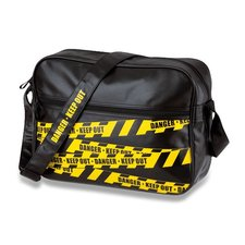 Taška přes rameno Walker Fun Danger - Keep out