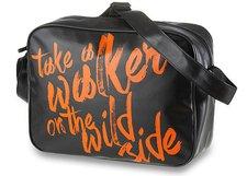 Taška přes rameno Walker FUN Take a walker on the wild side