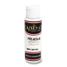 Cadence Akrylové barvy Premium bílá