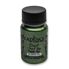 Barva akrylová Cadence Dora Metallic - zelená