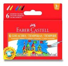 Faber-Castell - temperové barvy
