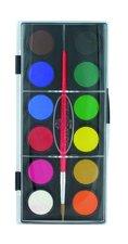 Vodové barvy Faber-Castell 12 barev