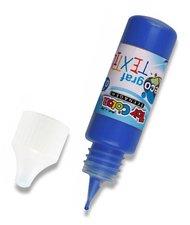 Barva Magic Textile - modrá, 25 ml