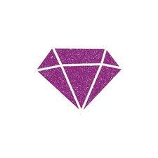 Aladine Diamantová barva Izink fialová