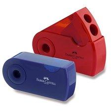Faber-Castell Ořezávátko  Sleeve 2 otvory, mix barev