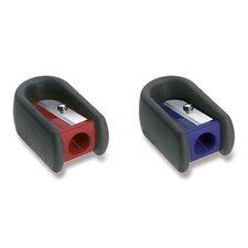 Faber-Castell Ořezávátko s gumovým úchytem 1 otvor, mix barev