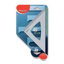 Maped Trojúhelník  kovový 21 cm