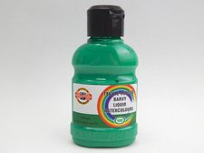 Barva vodová tekutá 1637 100ml zelená 7510