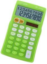 Citizen FC Junior - kapesní kalkulátor, zelená