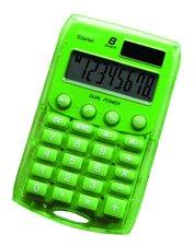 Kapesní kalkulátor Rebell Starlet - zelený