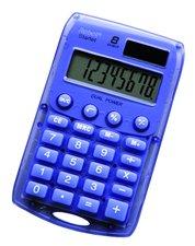 Kapesní kalkulátor Rebell Starlet - fialový