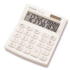 Citizen Stolní kalkulátor SDC-810NR bílý