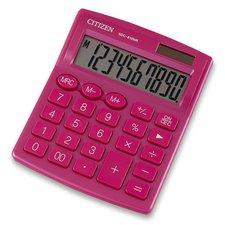 Citizen Stolní kalkulátor  SDC-810NR růžový
