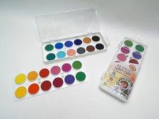 Barvy 172003/24 vodové BÍL pr.30mm
