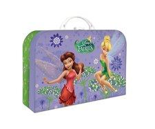 Kufřík dětský papírový Fairies 35cm