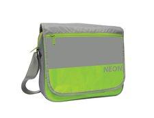 Karton P+P Taška přes rameno na šířku OXY NEON GREEN