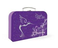 Lamino kufřík Premium kolibřík