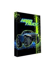 Karton P+P Heft box A5 Premium Truck