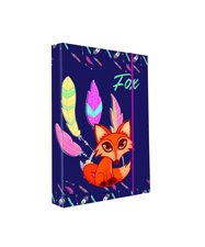 Karton P+P Heft box A5 Premium Fox