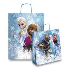 Dárková taška Frozen - různé rozměry, mix motivů