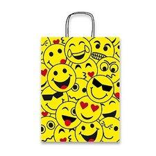 Dárková taška Emoji, 160 x 80 x 210 mm