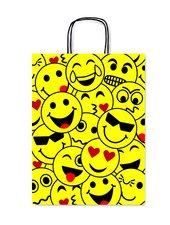 Dárková taška Emoji, 360 x 120 x 410 mm