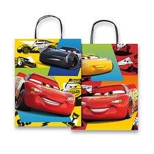 Dárková taška Cars, 260 x 120 x 345 mm