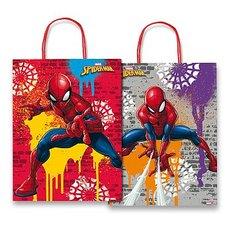 Dárková taška Spiderman, 260 x 120 x 345 mm
