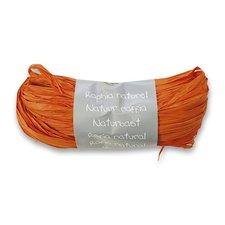 Dárkový provázek Clairefontaine 50 g - oranžový
