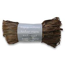 Dárkový provázek Clairefontaine 50 g - čokoládový