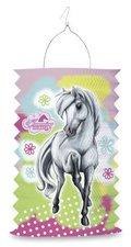 Charming Horses, lampion, délka 28 cm