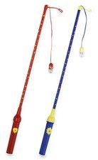 Držák lampionu se žárovkou - délka 50 cm, mix barev.