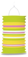 Lampion - 28 cm, mix barev a motivů
