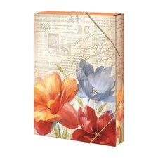 Box na sešity A4 Jardins de Paris