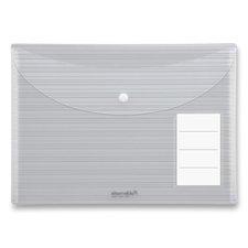 Foldermate spisovka s drukem  iWork - A4 transparentní