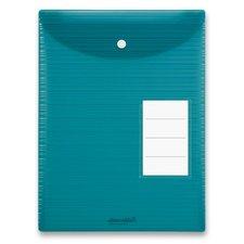 Foldermate Spisovka s drukem  iWork - A4, modrozelená