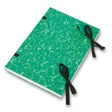 Desky s tkanicí Hit Office - A4, zelené