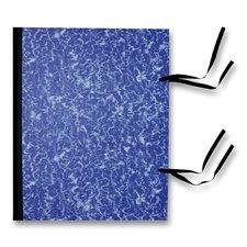 Desky s tkanicí, A3, modrá