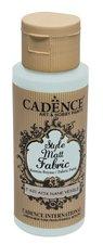 Barvy na textil Cadence Style Matt Fabric, mat. sv. zelená, 59 ml