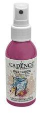 Barva na textil Cadence Your Fashion, růžová, 100 ml