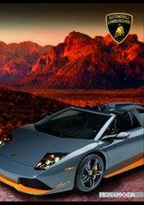 Pigna Lamborghini - školní sešit A4