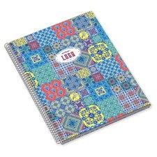 Ambar kroužkový blok  Lusa - A4, linkovaný, 120 listů