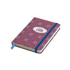 Ambar záznamní kniha  Lusa - A5, linkovaná, 80 listů