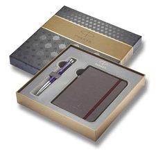 Parker Urban Premium Amethyst - kuličková tužka se zápisníkem