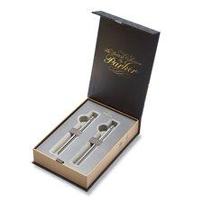 Parker Royal Jotter Stainless Steel CT - sada kuličková a mechanická tužka